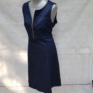 Sharagano • Zip Front Dress